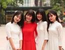 Những khoảnh khắc khó quên trong lễ chào cờ cuối cùng của học sinh khối 12 Yên Hoà