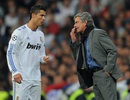 C.Ronaldo muốn tái ngộ với HLV Mourinho ở Juventus