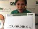 Nhận 160 triệu tiền bạn đọc giúp đỡ, người đàn bà có con chờ chết chia nỗi đau với cậu bé 12 tuổi bị ung thư