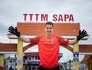 Thủ môn Filip Nguyễn chia sẻ về tuổi thơ khó khăn khi chơi bóng ở CH Séc