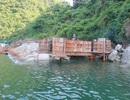 Chưa có đánh giá tác động môi trường, BQL Vịnh Hạ Long vẫn rầm rộ thi công tại vùng lõi di sản