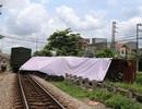 Vụ tàu trật bánh ở Nam Định: Chất lượng đường ray không đảm bảo