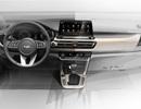 Hé lộ nội thất mẫu SUV cỡ nhỏ sắp ra mắt của Kia