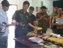 Bắt 3 đối tượng người Lào vận chuyển 100 nghìn viên ma túy