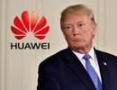 Tổng thống Trump hé lộ khả năng dỡ bỏ lệnh cấm dành cho Huawei