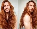 Kinh ngạc nam diễn viên có mái tóc đẹp khiến nữ giới cũng phải ghen tị