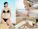 Dương Yến Ngọc diện bikini táo bạo, khoe vóc dáng gợi cảm tuổi 40