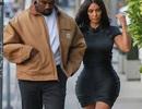 """Kim Kardashian khoe thân hình """"đồng hồ cát"""""""
