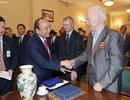 Thủ tướng gặp các cựu binh Nga từng giúp đỡ Việt Nam trong chiến tranh