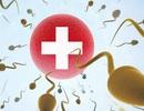 Nam giới Thụy Sĩ có chất lượng tinh trùng thấp nhất châu Âu