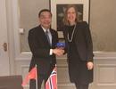 Việt Nam và Na Uy sẽ xem xét thúc đẩy dự án chung giữa các quỹ nghiên cứu khoa học