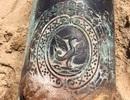 Súng thần công niên đại 200 năm vừa được phát hiện ở Đà Nẵng