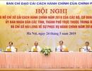 """Giải mã vì sao Hà Nội giữ vững vị trí """"á quân"""" cải cách hành chính?"""