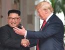 Tổng thống Trump: Ông Kim Jong-un thông minh, biết nên từ bỏ vũ khí hạt nhân