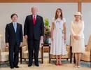 Tân Nhật hoàng đón tiếp Tổng thống Trump trong cuộc gặp lịch sử