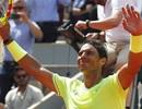 Nadal vươn lên chiến thắng thứ 82 tại Roland Garros