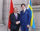 Thủ tướng: Sự giúp đỡ của Thụy Điển dành cho Việt Nam là tài sản vô giá