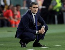 Barcelona phủ nhận việc sa thải HLV Valverde
