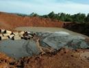 Vụ nước giếng đổi màu đen: Xử phạt công ty đá hơn 100 triệu đồng