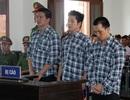 Dùng roi điện táo tợn cướp hàng chục cây vàng, ba bị cáo lãnh án