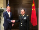 """Mỹ chỉ trích Trung Quốc quân sự hóa """"quá đáng"""" Biển Đông"""