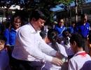 Thanh niên Bình Định góp tiền xây nhà cho hộ nghèo