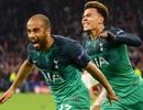 Hành trình may mắn tới chung kết Champions League của Tottenham