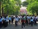 Huế: Hơn 5.300 thí sinh thi vào lớp 10 năm 2019