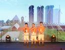 """Nhiều ý tưởng độc đáo tại cuộc thi trẻ em xây dựng """"Thành phố thông minh"""""""