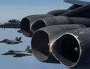 B-52, tàu sân bay Mỹ tập trận mô phỏng tấn công sát Iran