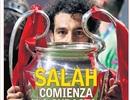 Nhật ký chuyển nhượng ngày 3/6: Salah được định giá 180 triệu bảng