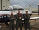 Phi công quân sự Việt Nam đầu tiên sắp tốt nghiệp khóa đào tạo phi công tại Mỹ