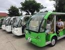 Thí điểm dùng xe điện 4 bánh phục vụ khách du lịch ở Hội An
