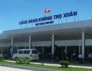 Khách nam chửi bới, hành hung nhân viên an ninh sân bay Thọ Xuân