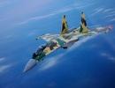 """Su-35 bị """"tố"""" chặn máy bay quân sự Mỹ 3 lần liên tiếp, Nga phản pháo"""