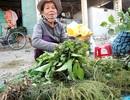 """Tấp nập chợ """"lá mùng 5"""" dịp tết Đoan Ngọ"""