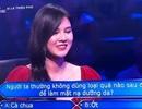 """Nữ MC Việt từng lên báo Hàn Quốc xuất hiện xinh đẹp trong """"Ai là triệu phú"""""""