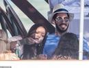 Rihanna hạnh phúc bên bạn trai đại gia