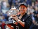 Ashleigh Barty lần đầu vô địch Roland Garros