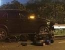 Nam thanh niên chạy xe máy ngược chiều trên Đại lộ Thăng Long tử vong sau tai nạn