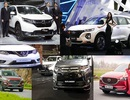 Top 10 mẫu xe bán chạy nhất tháng 5/2019