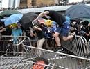 """Trung Quốc cảnh báo Mỹ dừng phát ngôn """"sai trái"""", can thiệp công việc Hong Kong"""