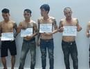 Nhóm thanh niên chống người thi hành công vụ, giả danh cảnh sát hình sự