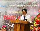 """Nhà báo Hồ Quang Lợi ra mắt cuốn sách """"Thời cuộc và văn hóa"""""""