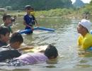 Quảng Bình: Mở lớp dạy bơi miễn phí cho học sinh sau hàng loạt vụ đuối nước