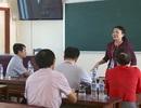 Thứ trưởng Bộ GD-ĐT kiểm tra công tác chuẩn bị cho kỳ thi THPT quốc gia tại Quảng Bình
