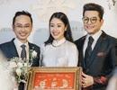 Tiết lộ hình ảnh lễ ăn hỏi của cặp đôi trai tài - gái đẹp của VTV