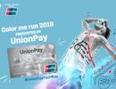 UnionPay chính thức trở thành đơn vị tài trợ đại diện cho sự kiện Color Me Run nổi bật nhất mùa hè này