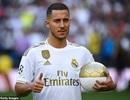 Eden Hazard nói gì trong ngày ra mắt Real Madrid?