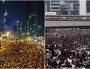 Điểm khác biệt giữa 2 cuộc biểu tình gây chấn động Hong Kong trong 5 năm qua